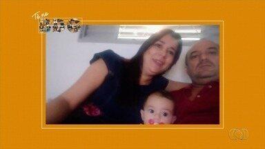 Saiba quem está ligadinho no Bom Dia Goiás - Telespectadores participam do programa enviando fotos.