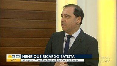 Já fez a sua declaração do Imposto de Renda? - Contador Henrique Batista tira dúvidas sobre o assunto.