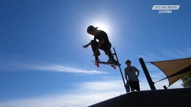 Skate Para Menores Na Califórnia: A Despedida