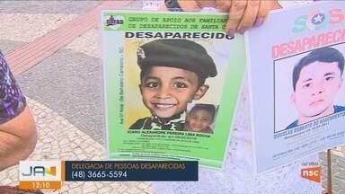 Confira no quadro 'Desaparecidos' desta terça-feira (23) - Confira no quadro 'Desaparecidos' desta terça-feira (23)