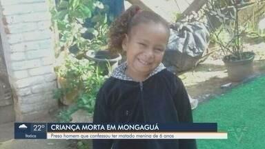 Homem é preso após confessar ter matado menina de 6 anos por vingança após festa - Suspeito disse que tirou criança do quarto dela e a matou após ficar 'descontrolado' devido a desentendimento em festa. Polícia acredita que menina foi estuprada, mas homem nega.