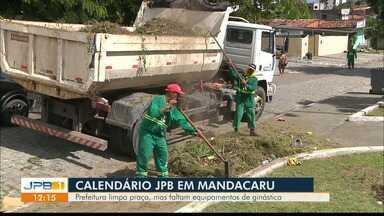 Obra em andamento em bairro de João Pessoa - Equipe do Calendário acompanha a luta dos moradores para que seja resolvido problema de saneamento no José Américo.