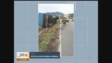 Duas pessoas morrem em acidentes no Sul de SC - Duas pessoas morrem em acidentes no Sul de SC