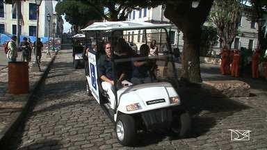 Por mais acessibilidade, carrinhos elétricos serão usados no Centro Histórico de São Luís - Veículo poderá ser usado, principalmente, por idosos e pessoas com deficiência e mobilidade reduzida.