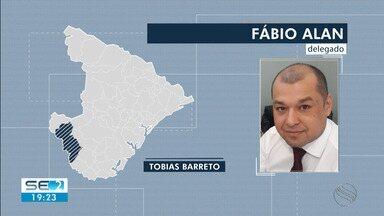 Delegado detalha investigação sobre desaparecimento de duas pessoas em Poço Verde - Sobrinho de uma das vítimas é suspeita do crime.