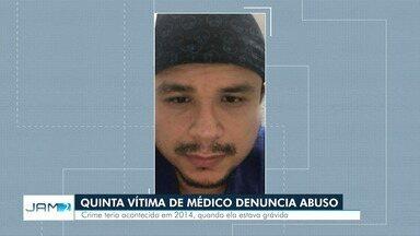 5ª denúncia de abuso sexual é registrada contra clínico geral em Manaus - Jovem de 23 anos relatou abuso durante consulta em 2014.
