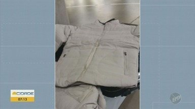 Viracopos: espanhol é preso com seis quilos de cocaína escondidos em jaqueta - O detido foi levado para a Polícia Federal.