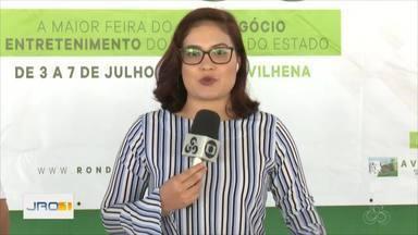 Rondônia Rural Sul: Exposição agropecuária de Vilhena tem programação divulgada - Rondônia Rural Sul: Exposição agropecuária de Vilhena tem programação divulgada