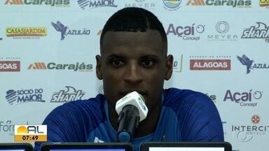 CSA terá estreias no primeiro jogo da Série A - Azulão enfrenta o Ceará fora de casa