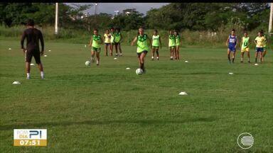 Tiradentes passa por 13 dias de paralisação na Série A-2 do Campeonato Brasileiro - Tiradentes passa por 13 dias de paralisação na Série A-2 do Campeonato Brasileiro