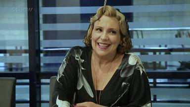 Ana Beatriz Nogueira comenta a morte de Ondina - Confira!