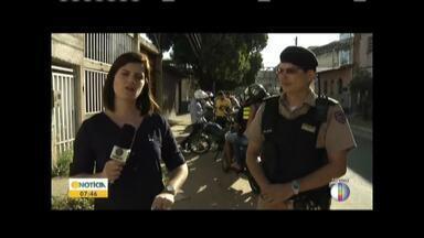 Polícia realiza Operação Tiradentes Adsumus em Governador Valadares - Além de Valadares, várias cidades brasileiras recebem a operação.