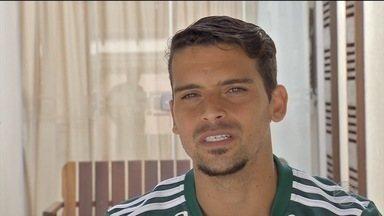 Jean do Palmeiras manda recado para quem vai disputar a Copa Morena - Jean do Palmeiras manda recado para quem vai disputar a Copa Morena
