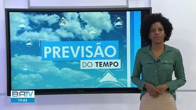 Previsão do tempo: massa de ar seco pode causar chuvas isoladas em Salvador - Temperaturas variam entre 25ºC e 32ºC na capital baiana, nesta quinta-feira (25).
