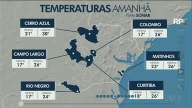 Frente fria se aproxima e muda o tempo nos próximos dias - A grande mudança acontece no final de semana.