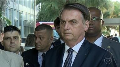 Campanha do Banco do Brasil é retirada do ar a pedido de Jair Bolsonaro - Jair Bolsonaro reclamou do conteúdo da campanha. A peça publicitária incentivava jovens a abrir conta no banco e mostrava pessoas fazendo diferentes poses.