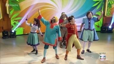 Espetáculo infantil leva músicas de Gil e Caetano para a criançada - 'Tropicalinha' agrada os pequenos e os adultos