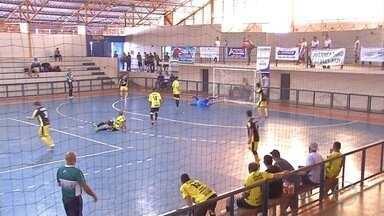 Copa Morena em Dourados - Diogo Nolasco conta como foram primeiros jogos da Copa Morena em Dourados.