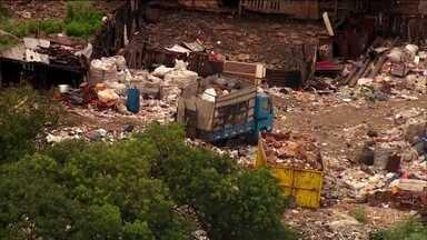 Prazo para acabar com os lixões venceu há 5 anos, mas prefeitos querem mais tempo - Ambientalistas criticam adiamento. Em todo o país, ainda existem quase 3 mil lixões.