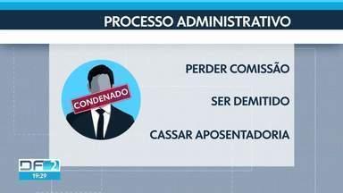 Controladoria-geral acumula processos administrativos disciplinares - Atualmente, 142 aguardam julgamento, mas pasta não sabe o número total. Processos agora estão disponibilizados no Portal da Transparência.