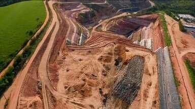 Iniciativas pra dar destinação correta aos resíduos se espalham pelo país. - O repórter Alan Severiano mostra como algumas cidades brasileiras estão enfrentando os problemas causados pelos lixões.