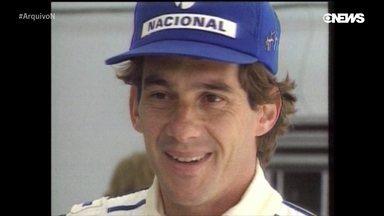 Os 25 anos da morte de Ayrton Senna