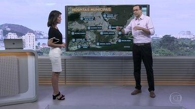 Justiça decide que prefeitura deve convocar concursados da saúde de 2013 - A decisão tomada pelo Ministério Público vale para 11 hospitais municipais do Rio. A ideia é que eles substituam os funcionários provisórios que estão nas vagas.