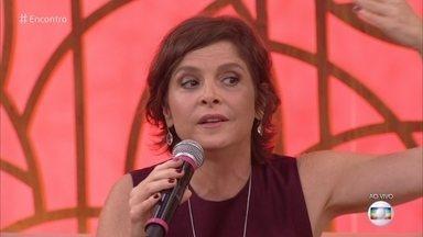 Drica Moraes fala sobre sua estreia de 'Sob Pressão' - Atriz está na terceira temporada da série