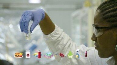 Hoje é dia de Química: a formação - Uma profissão fascinante e cheia de possibilidades