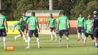 Com força máxima contra o Inter, Palmeiras tenta recuperar os pontos perdidos - Com força máxima contra o Inter, Palmeiras tenta recuperar os pontos perdidos