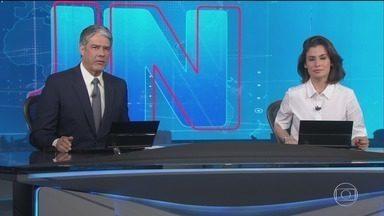 Jornal Nacional, Íntegra 06/05/2019 - As principais notícias do Brasil e do mundo, com apresentação de William Bonner e Renata Vasconcellos.