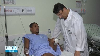 Vítimas de acidentes de trânsito ocupam mais da metade dos leitos do Sus na Bahia - No ano passado, o gasto público com o internamento desses pacientes foi de quase R$ 12 milhões.