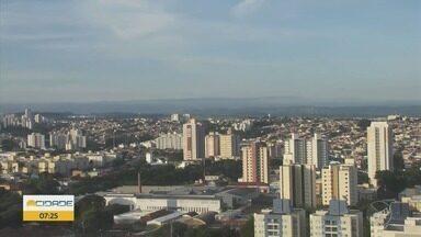 Campinas tem máxima de 26° C nesta quinta-feira (9) - Confira a previsão do tempo de Campinas (SP) e região.