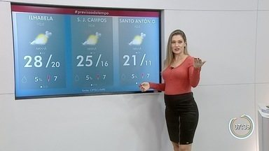 Veja a previsão do tempo para esta quinta-feira - Dia amanheceu com temperaturas amenas.