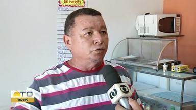 Moradores de Dueré continuam sofrendo com interrupção de água - Moradores de Dueré continuam sofrendo com interrupção de água