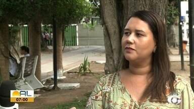 Secretaria de Assistência Social de Palmeira dos Índios faz campanha contra abuso sexual - Atividades acontecem em Canafístula e tem o objetivo de combater o abuso sexual.
