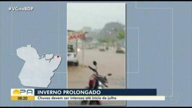 Confira a previsão do tempo para Belém e outras regiões do Pará nesta quinta-feira, 9 - Veja como fica o clima no Pará.
