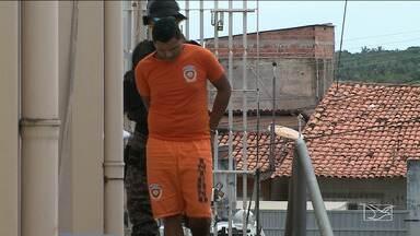Julgamento de acusado de matar sargento é remarcado no Maranhão - Isaías dos Santos, que está preso desde abril de 2017, é acusado de ter assassinado Francisco das Chagas Marinho Coelho em novembro de 2016.