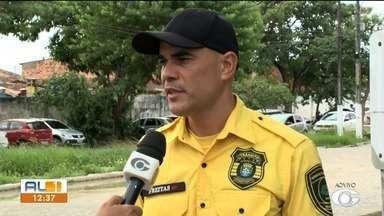SMTT alerta sobre proibição do tráfico de veículos pesados em avenidas de Maceió - Assessor técnico de Trânsporte sa SMTT, Wanderson Freitas, fala sobre o assunto.