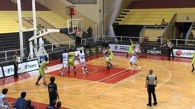 LSB perde para o São João em jogo pelo campeonato brasileiro - Pelo campeonato brasileiro, a equipe de basquete de Sorocaba (SP) perdeu para o São João.
