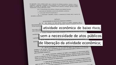 Medida provisória quer simplificar a vida dos empreendedores - Com a MP da Liberdade Econômica, o Governo Federal quer que os empresários brasileiros não enfrentem uma maratona para conseguir autorização para empreender.