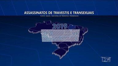 Dois assassinatos por homofobia já foram registrados no MA em 2019 - No STF, ainda tramita a lei que torna crime os assassinatos contra a população LGBT.