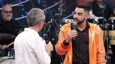 Programa de 11/05/2019 - Serginho Groisman comanda a atração, que abre espaço para boa música, encontros inesperados e entrevistas com personalidades.
