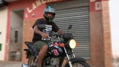 Motociclista de Itapetininga viaja até o Uruguai em uma motocicleta - Morador de Itapetininga (SP) levou 14 dias para chegar ao destino.