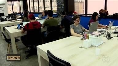 Setor de Startups oferece muitas oportunidades para os jovens - Capital de SP concentra mais da metade das startups do estado.