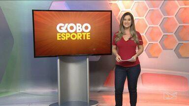Globo Esporte MA - 14/05/19 - íntegra - Programa desta terça-feira (14) destaca o Sampaio Basquete que disputa a LBF.