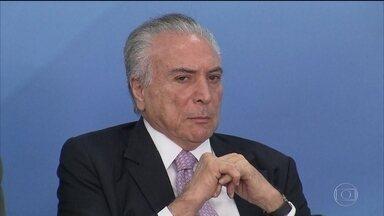 Michel Temer deve sair da cadeia nesta quarta-feira (15) - Ele está preso no Comando de Policiamento do Choque, em São Paulo.