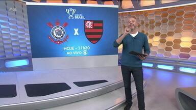 Corinthians e Flamengo começam mata-mata da Copa do Brasil com expectativa de muita emoção - Corinthians e Flamengo começam mata-mata da Copa do Brasil com expectativa de muita emoção