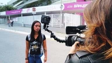 Profissão Repórter - Feminicídio - 15/05/2019 - Os bastidores da notícia e os desafios da reportagem. Diferentes olhares sob o comando de Caco Barcellos