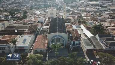 EPTV 40 anos: conheça mais sobre a história e as características de Machado (MG) - EPTV 40 anos: conheça mais sobre a história e as características de Machado (MG)